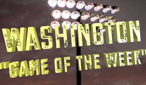 "WASHINGTON ""Games of the Week"""